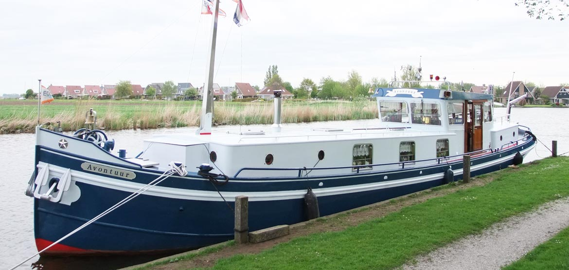Ships for sale dutch barges commercial vessels for Sips for sale